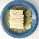 English Cucumber Tea Sandwiches