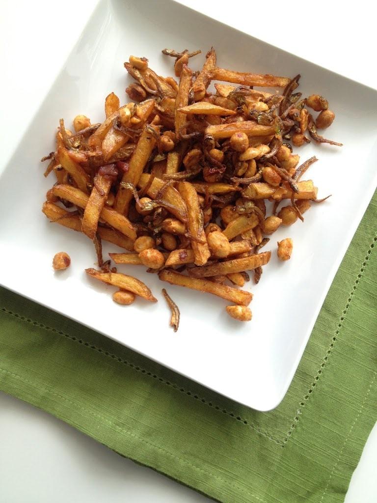 Commando Fries