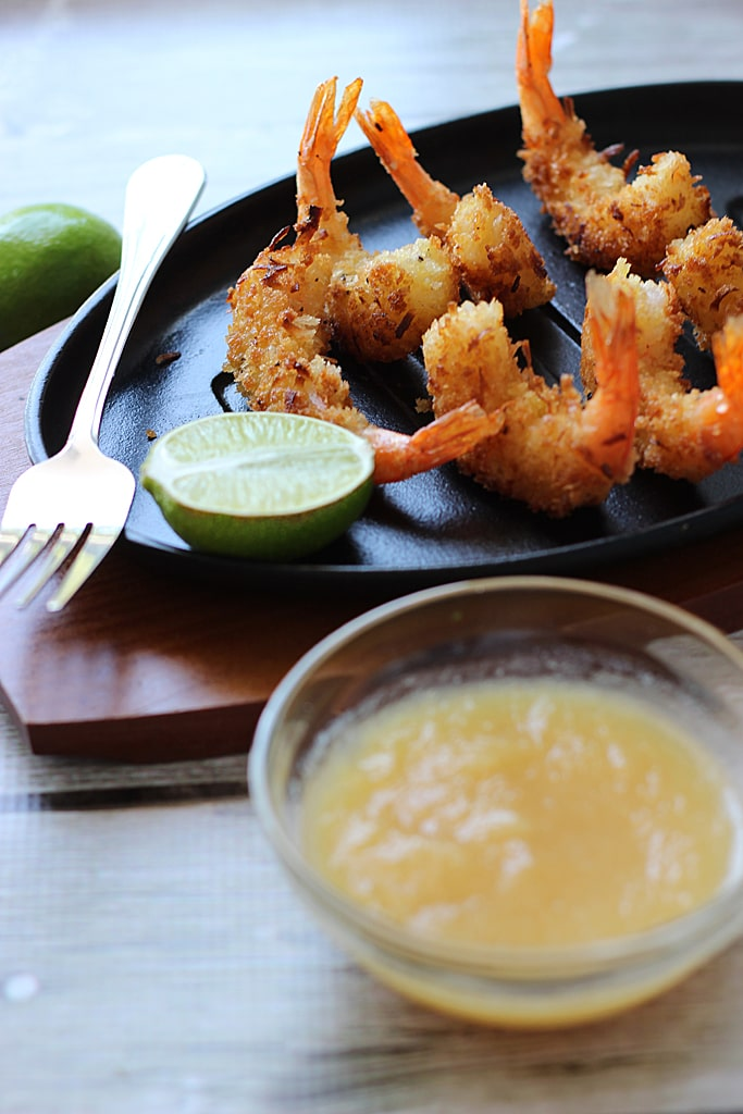 pineapple dipping sauce for coconut shrimp