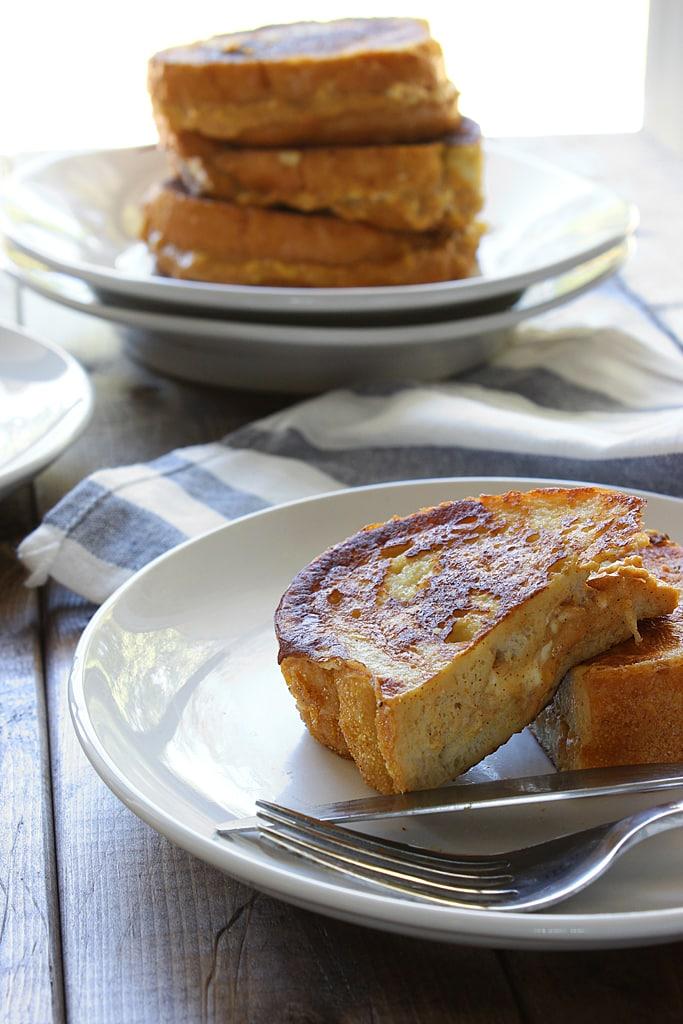 Pumpkin Cream Cheese Stuffed French Toast Recipes — Dishmaps