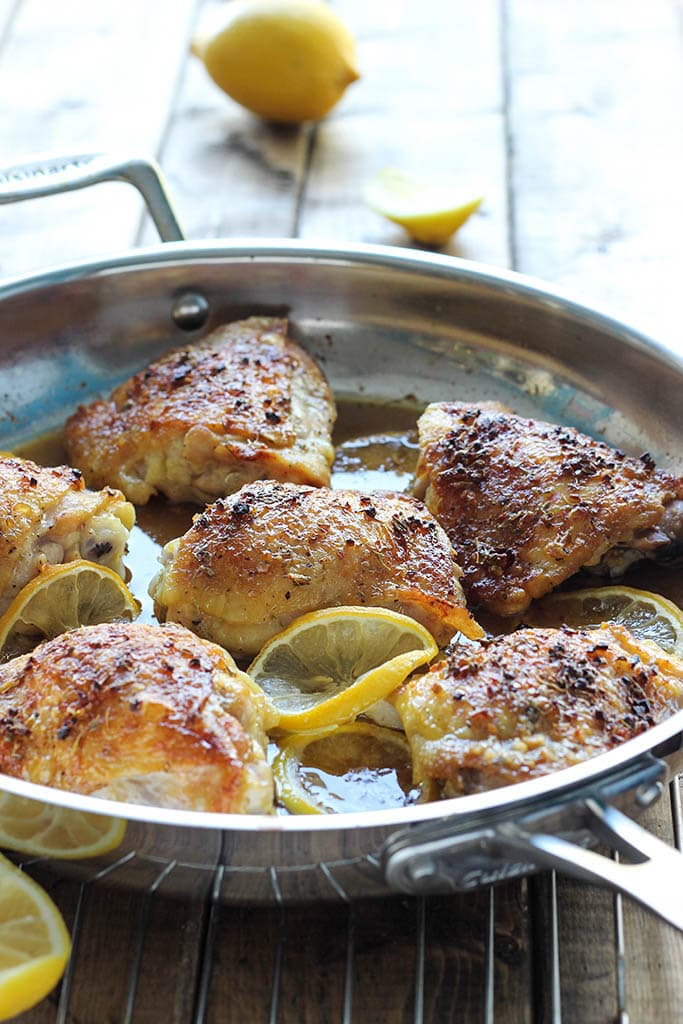 Baked honey lemon chicken the cooking jar baked honey lemon chicken forumfinder Gallery