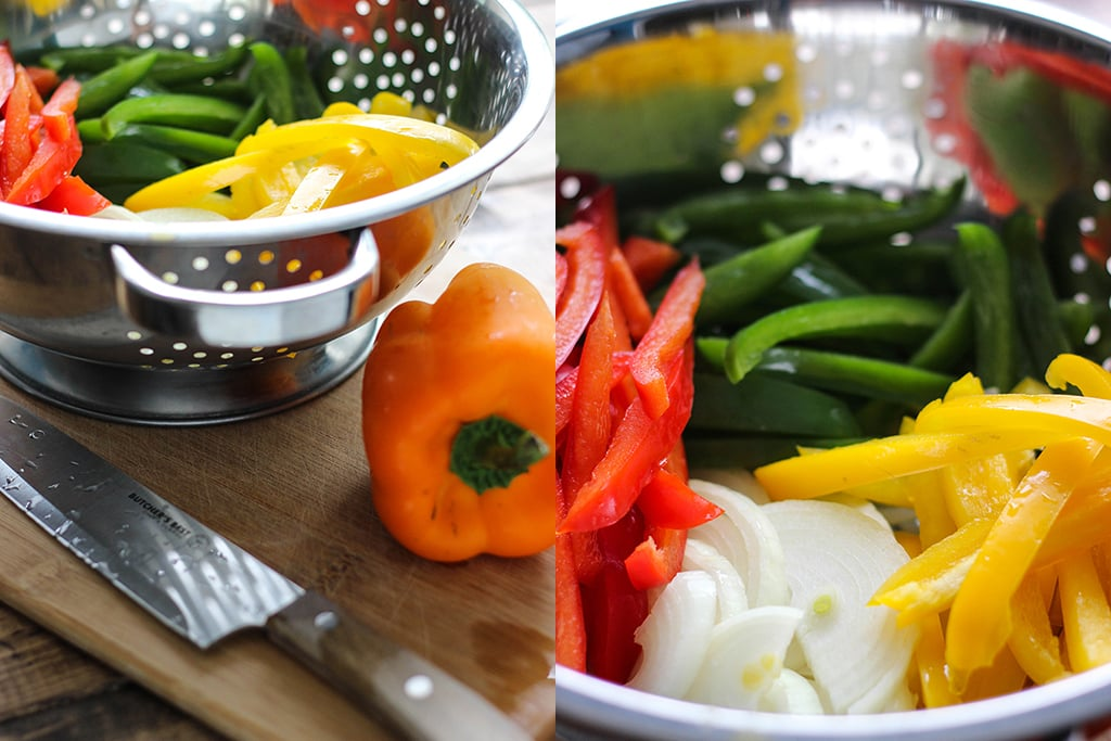 Crockpot Lime Chicken Fajitas Recipes — Dishmaps