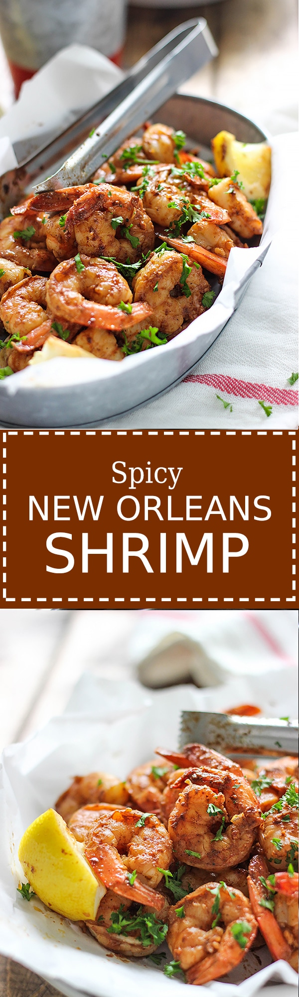 Spicy New Orleans Style Shrimp The Cooking Jar