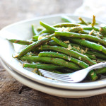 These spicy and smoky green beans are a super simple side to balance out your proteins. Ready in 15 minutes.